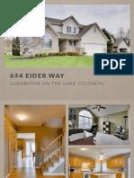 634 Eider Way, Oxford, MI | Glenmoor on the Lake