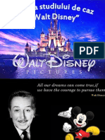 Ppt Studiu de Caz Walt Disney