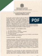 Ata Srp 002-2014 - Pe Srp 119-2013 - Manuteno de Veculos