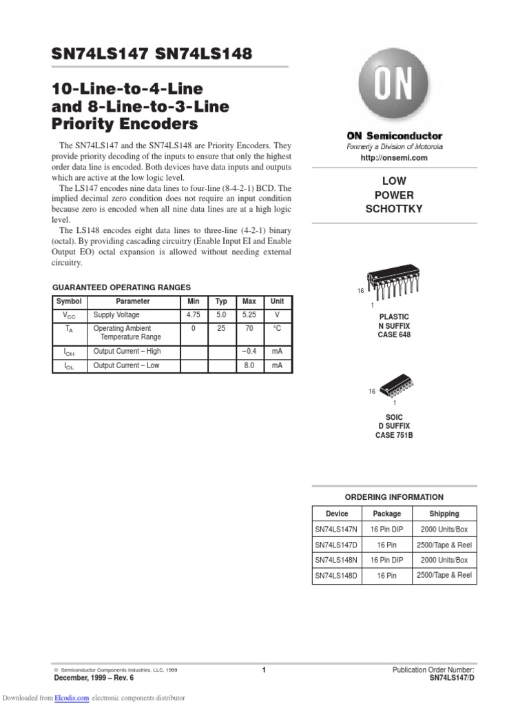 Encoder Decimal A Bcd Electronic Circuits Binary Coded 8 Bit Priority Logic Diagram