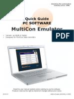 MultiCon Emulator QGUSXEN v.1.00.002