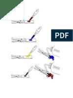 Diagrama de Flujo Tincion de Gram
