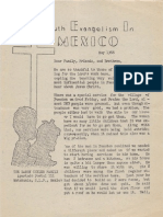 Cuyler Larry Garnet 1966 Mexico