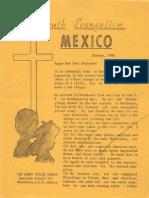 Cuyler Larry Garnet 1968 Mexico