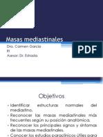 Masas Mediastinales