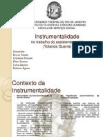 Instrumentalidade (1)