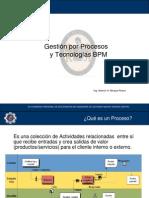 Gestion de Procesos y Tecnologia BPM