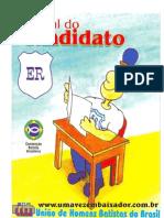 ER - Manual do Candidato