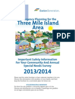 Londonderry Twp. Three Mile Island Emergency Planning Guide