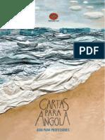 Coraci Ruiz e Julio Matos - Cartas Para Angola (Encarte)