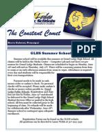 Grand Ledge High School Newsletter June 2014