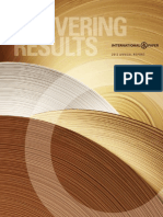International Paper 2013 Annual Report