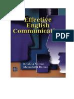 Effective English Communication