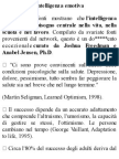 I Benefici Dell'Intelligenza Em - Gian Carlo