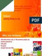 Chap 2 Tbs Unilever Case Study