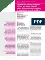 Fragmentations Territoriales Et Inégalités