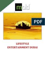 A Lifestyle Entertainment Dubai