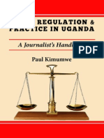 Media Regulation and Practice in Uganda