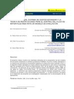 Proc Manufactura Costo Estandar Pro Model