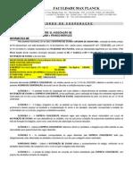 Acordo de Cooperacao 2013 2