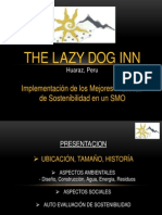 SIPPO Presentation - The Lazy Dog Inn
