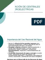 4d -Optimización de Centrales Hidroelectricas1a
