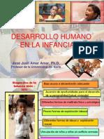 Clase Desarrollo Humano en La Infancia2013