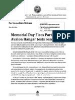 Avalon Hangar Fire Part 5