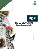 Solucionario Guía Práctica Estadística Descriptiva 2014