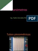 Tipos de Manometros YGP
