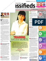 New Straits Times - Interview the Experts with Kathlyn Toh - Trading Success Secrets