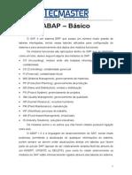 Apostila ABAP