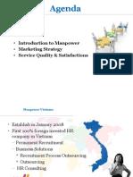 ManPower Vietnam Service Introduction