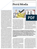 Diario Gestion 23 05 14 Pag 19 Articulo Opinion Carlos Anderson Peru Moda