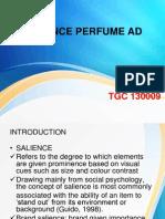 Beyonce Perfume Ad