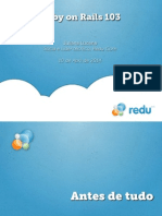 Formação Ruby & Redu :