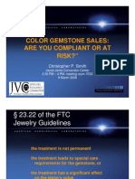 Colored Gemstone Sales