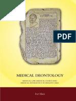 Masic Izet - Medical Deontology