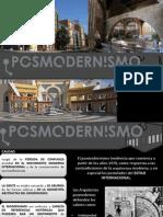 Pos Modernismo Arquitectonico