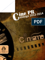 CinePR. Catálogo 2012-2014
