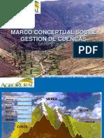 Sesion 1 Marco Conceptual Sobre Cuencas