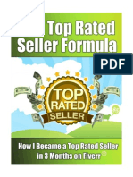 Fiver Top Rated Seller Formula Final
