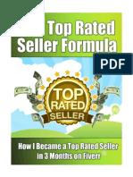 Fiver Top Rated Seller Formula Final