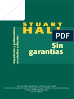 Sin Garantias_S Hall
