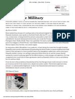 JFK vs the Military