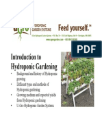 What is Hydroponic Gardening Jan2013 (1)