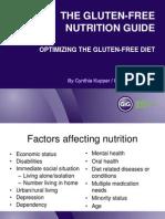 Gluten Free Nutrition Guide 2011