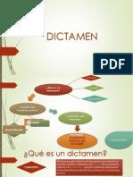 Submodulo 1 Dictamen