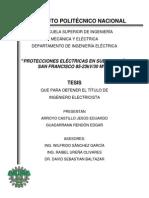 Proteccion en Subestaciones 115kV