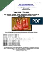 Manual Tecnico Manutencao Extintores